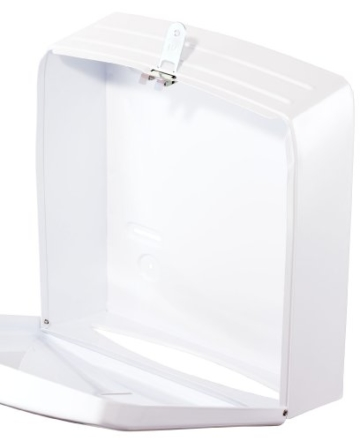 AIR-WOLF Papierhandtuchspender, Edelstahl